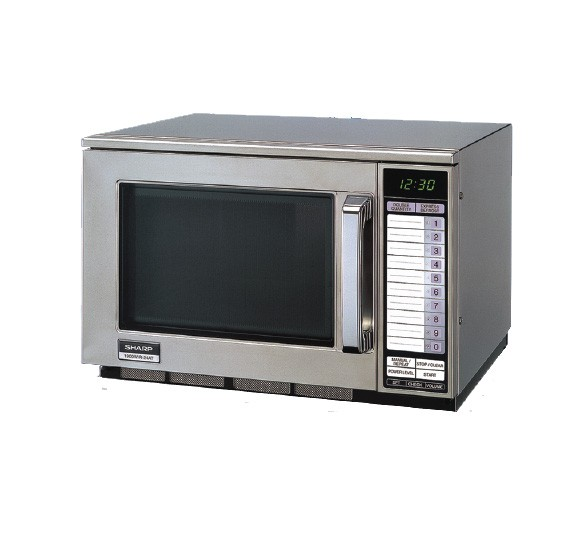 Sharp R24AT Heavy Duty Microwave