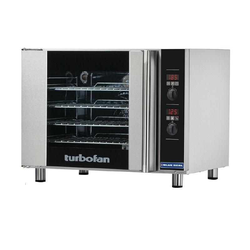 Blue seal E31D4 Turbofan oven