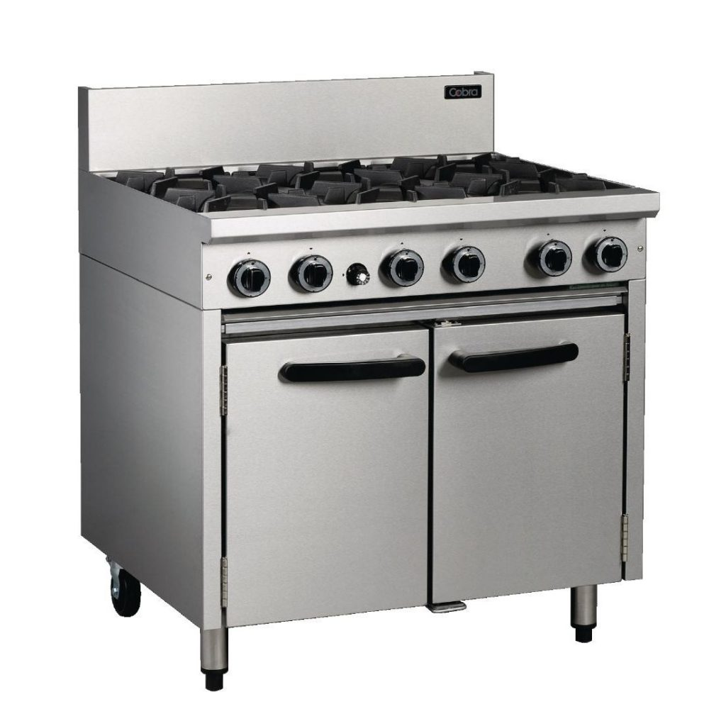Blue Seal CR9D Cobra range cooker
