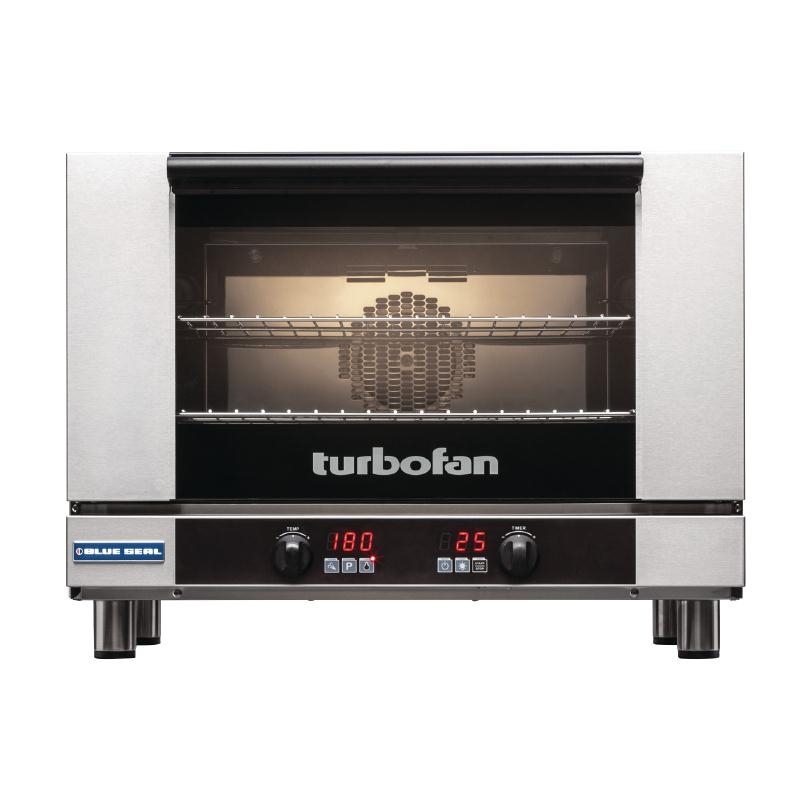 Blue Seal E27D2 Digital Turbofan bake off oven