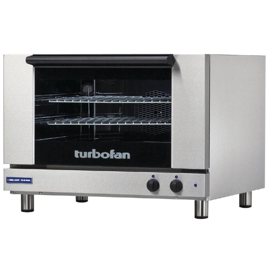 Blue Seal E27M2 turbofan bake off oven