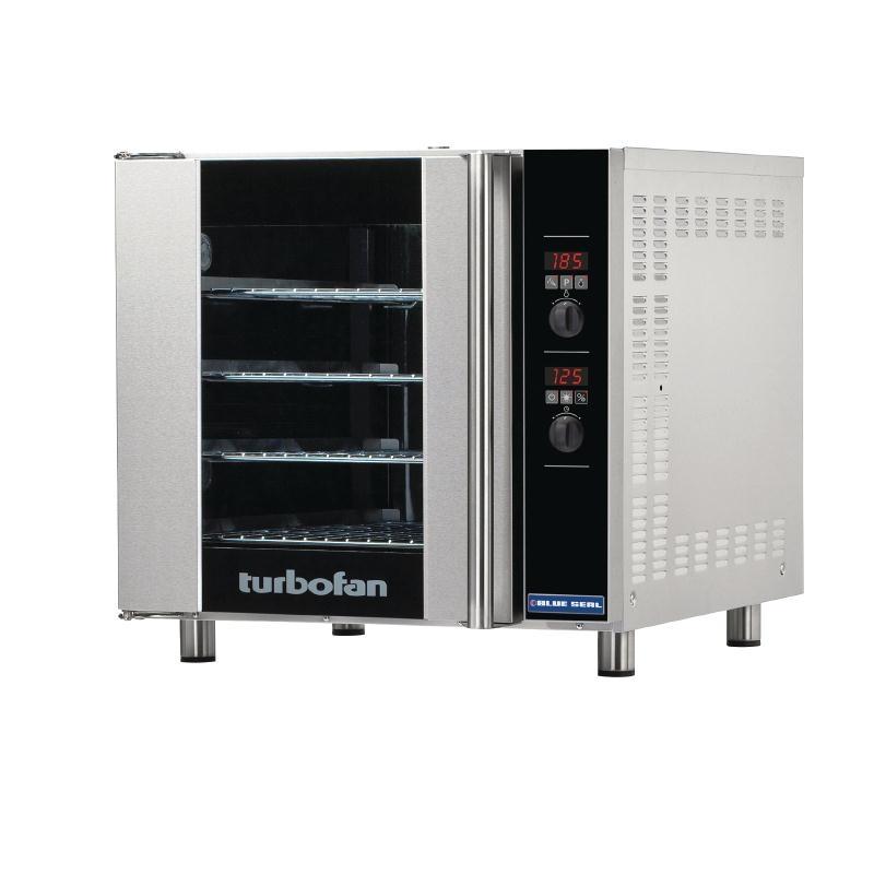 Blue Seal E32D4 Turbofan oven