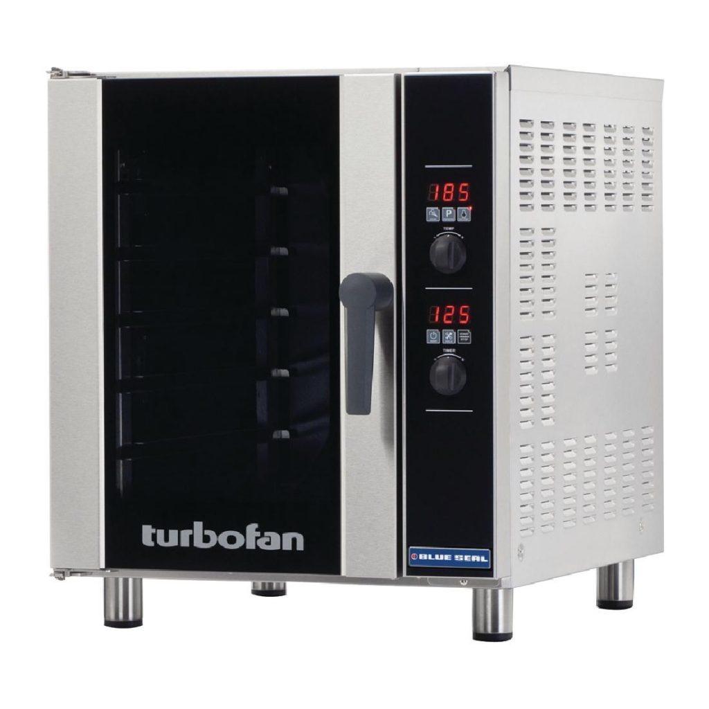 Blue Seal E33D Turbofan Bolt oven