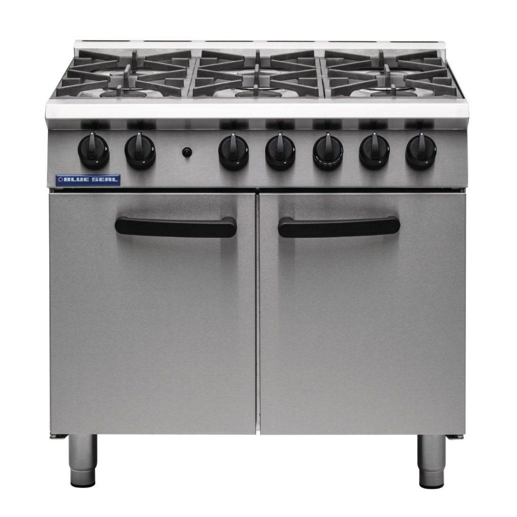 Blue Seal G750-6 Gas range cooker