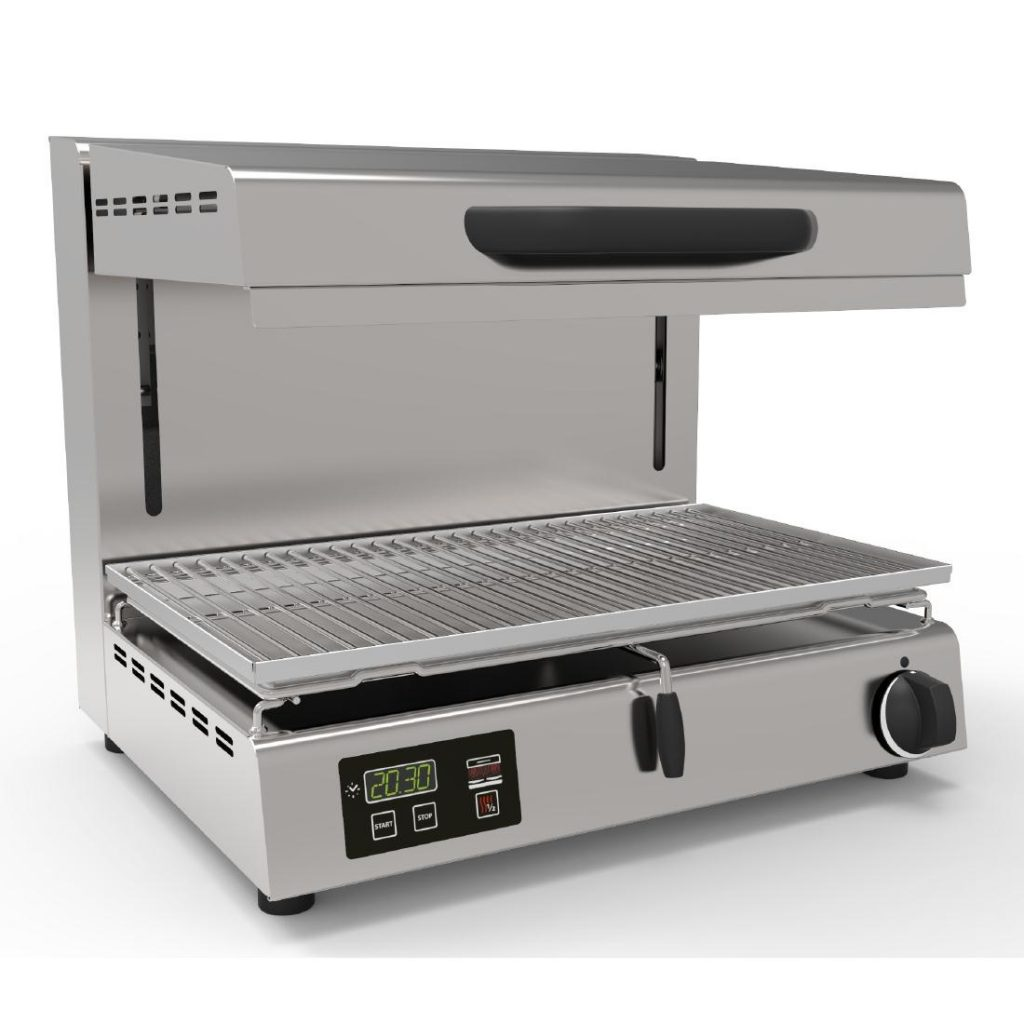 Blue Seal QSET60 rise & fall grill