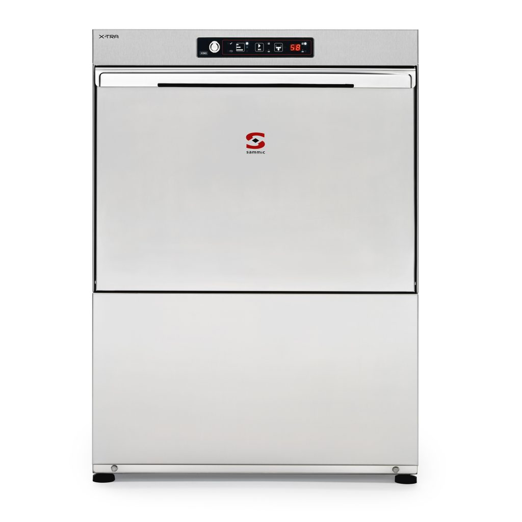 Sammic X51 DD dishwasher