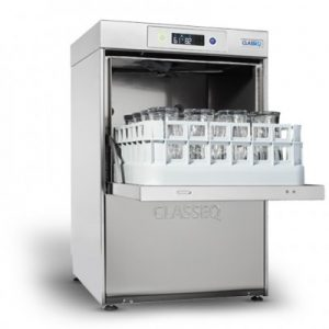 Classeq G400 DOU fitted Drain pump glass washer